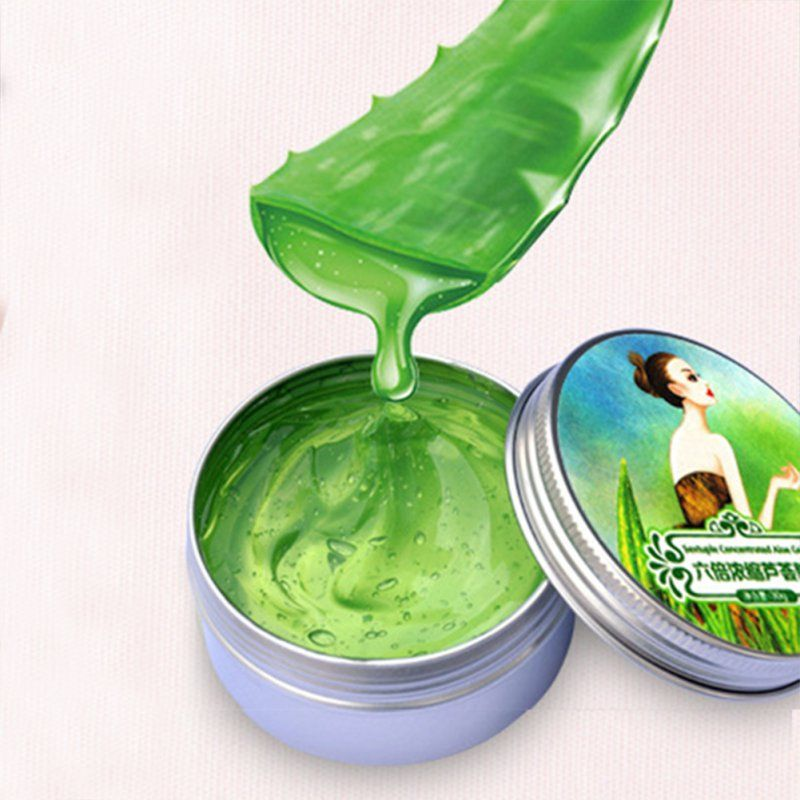 30g 100 Pure Natural Aloe Vera Gel Wrinkle Removal Moisturizing