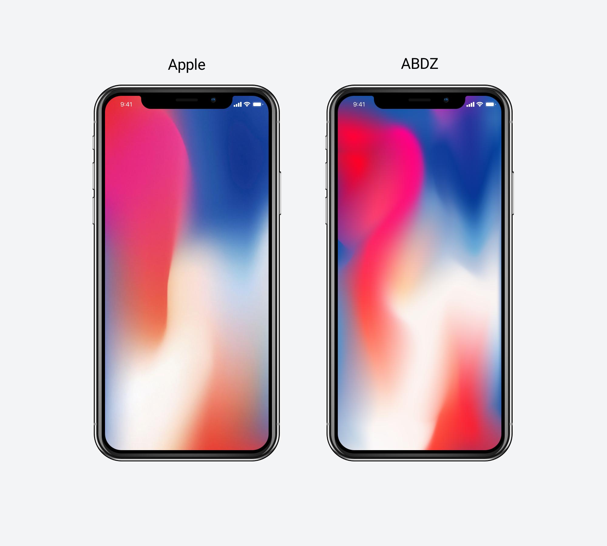 Apple Iphone X Live Wallpapers Illustrator Tutorial Apple