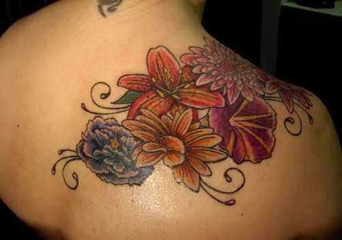 39e217905 35 Splendid Orchid Tattoos | CreativeFan | Tattoo Cattleya Forearms ...