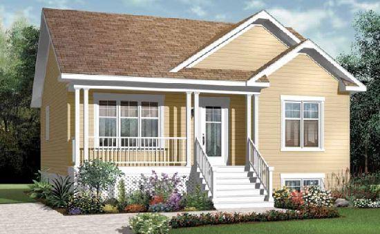 Dise os de casas estilo americano buscar con google - Casas americanas interior ...