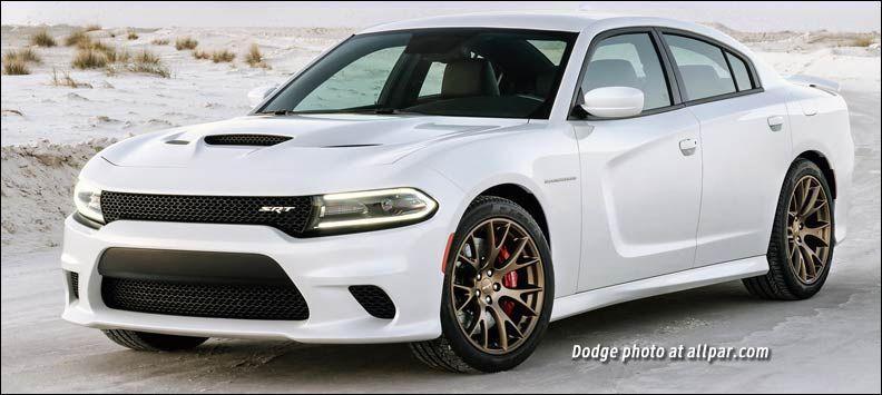 2015 Dodge Challenger HELLCAT MOPAR Hot Rod Magic