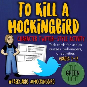 to kill a mockingbird style