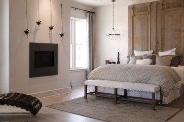 Avalon in Alpharetta - modern - Bedroom - Atlanta - CR Home Design K&B (Construction Resources)