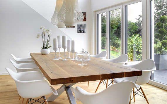 wohntraum mit weitblick innenausstattung von kern haus pinterest. Black Bedroom Furniture Sets. Home Design Ideas