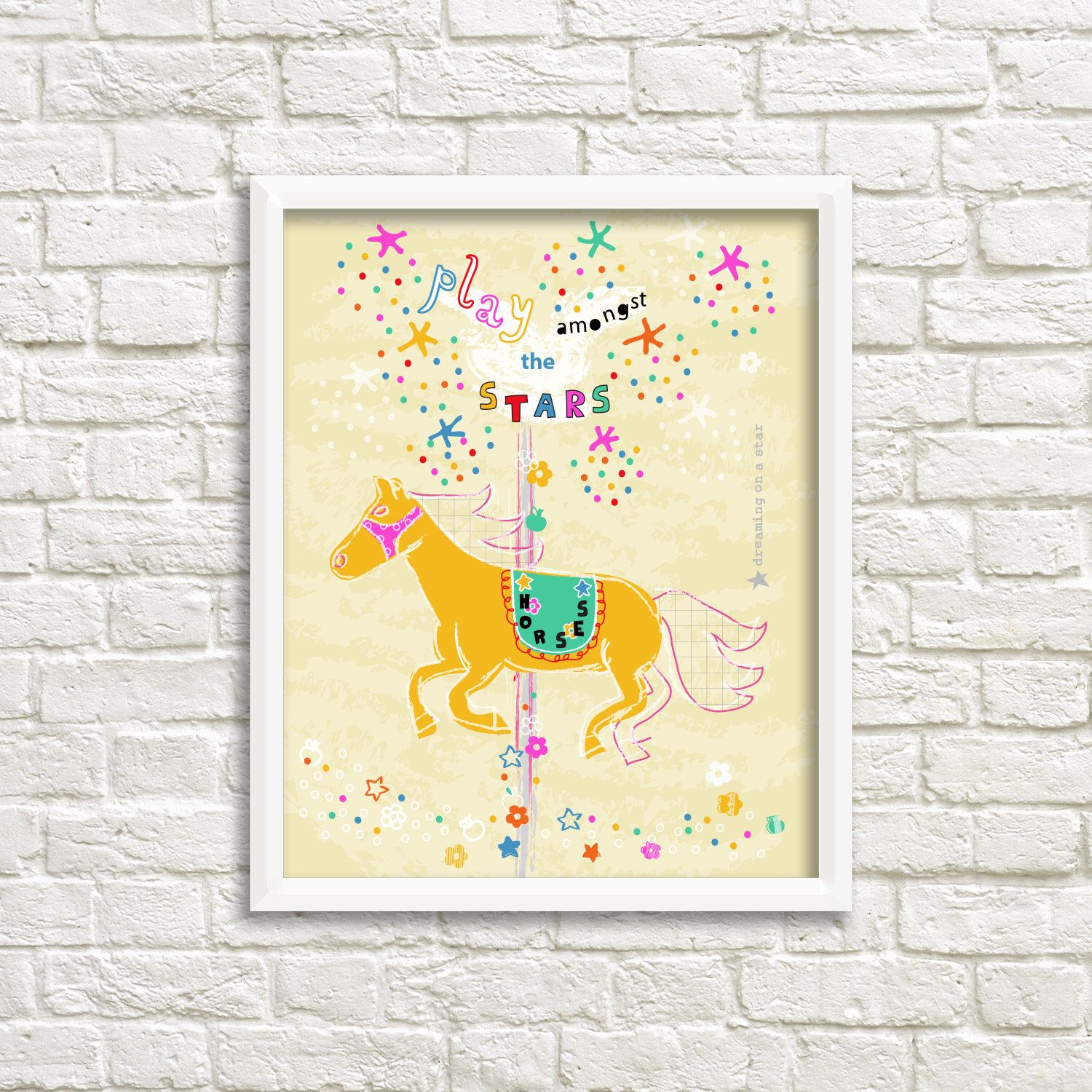 A personal favourite from my Etsy shop https://www.etsy.com/ie ...