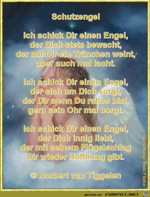 Pin Von Cornelia Hiegemann Auf Sprüche Sprüche Engel