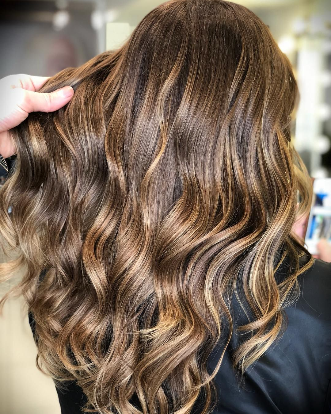 Illuminated Brunette Is The Radiant New Way To Brighten Up Brown Hair Ombre Hair Blonde Ombre Hair Brown Ombre Hair