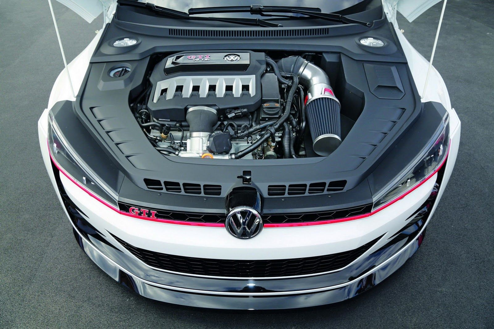 2014 volkswagen design vision gti engine 3 0l v6 biturbo 503 hp 560 nm 300 km