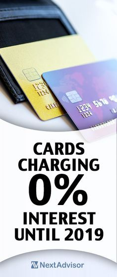 Pay No Credit Card Interest Until 2021 Paying Off Credit Cards