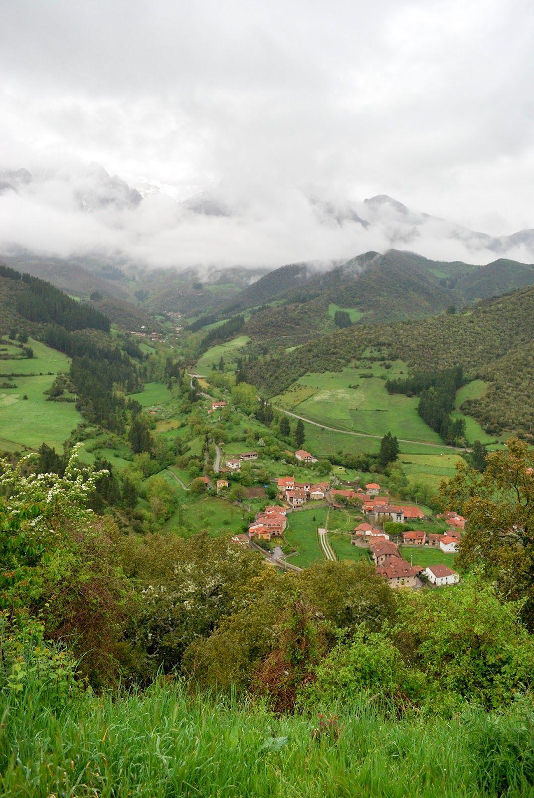 Mirador Santo Toribio Liebana Potes Cantabria Vistas Northern Spain Travel Mountains Travel Photography