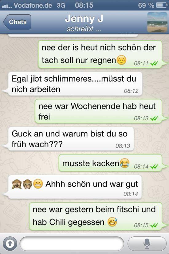 lustige WhatsApp Chats | Lustige bilder für whatsapp ...
