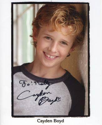 Cayden Boyd Child Stars B Male 1980 Now Pinterest Children