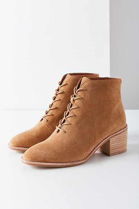 Jeffrey Campbell Campbell Jeffrey Talcott Lace Up Ankle Boot Shoe examples for LAFW 78410e