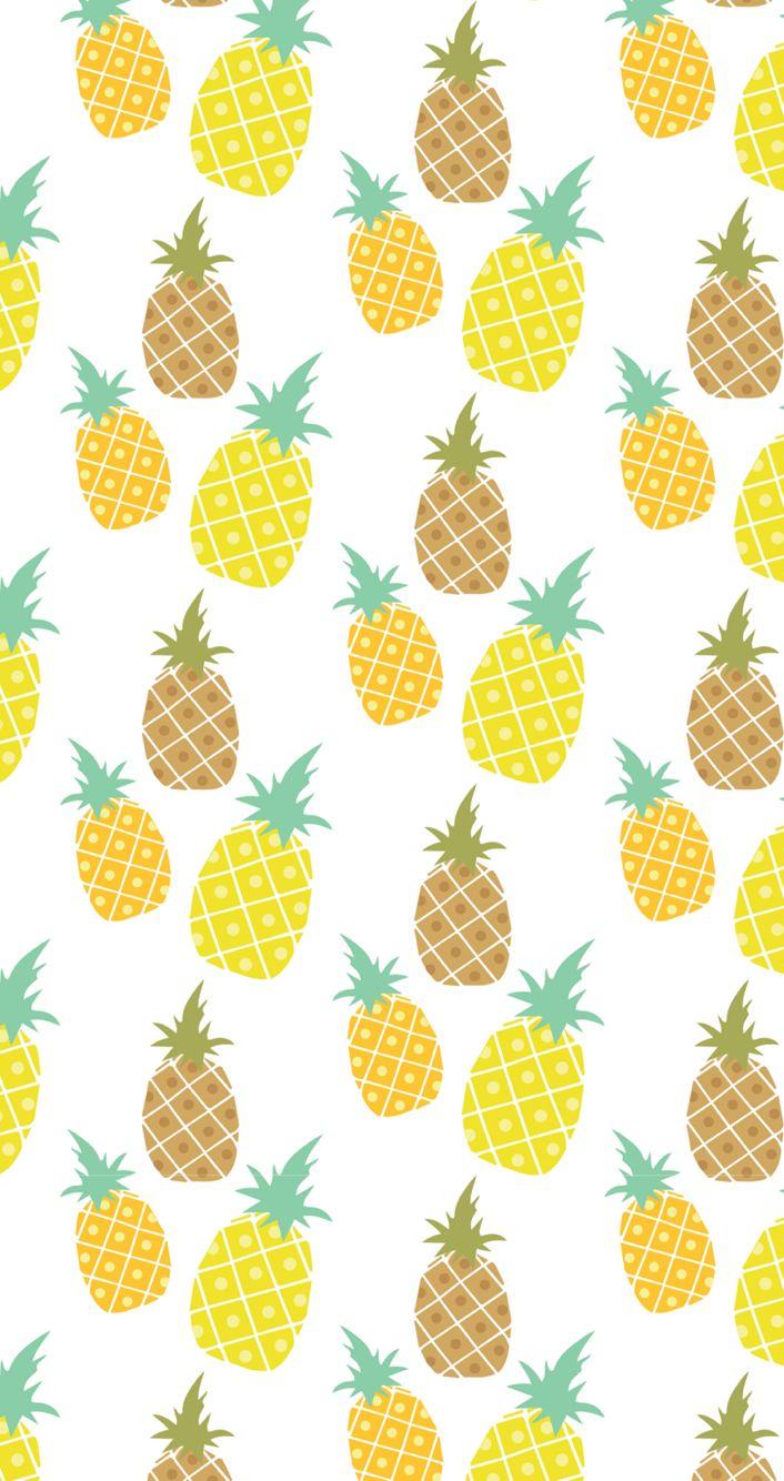 Pineapples iPhone wallpaper Pineapple wallpaper