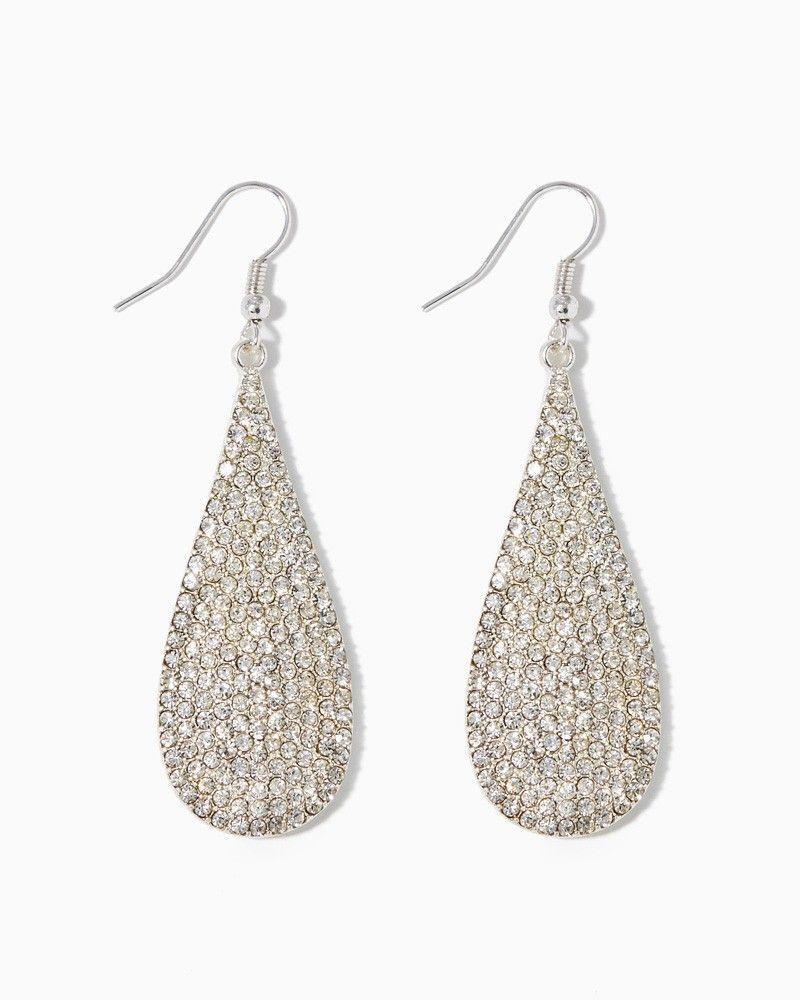 charming charlie Gala Event Pav Earrings UPC 410007053174