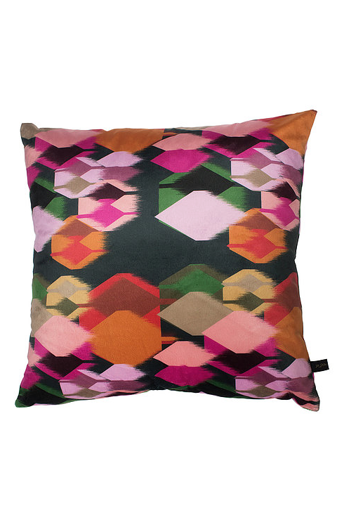 Out There Geo Cushion 45 x 45 cms Available in The Decorcafe Shop