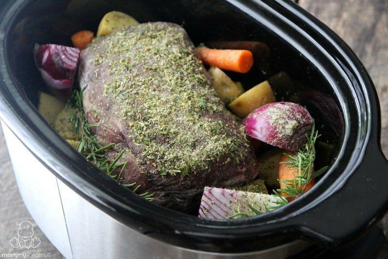 Ranch Style No Thaw Pot Roast Recipe Winner Winner