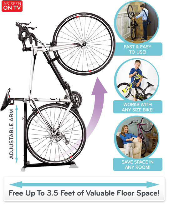 Ab Doer Twist Bicycle Bike Storage Bicycle Stand