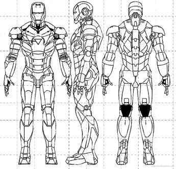 iron man suit blueprints google search