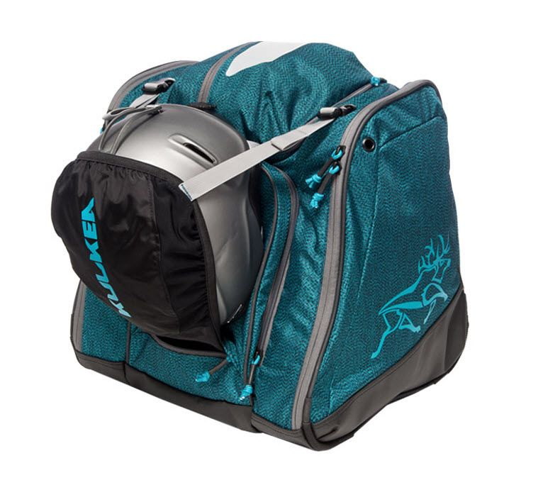 The Ski Boot Bag For That Special Lady In Your Life. The