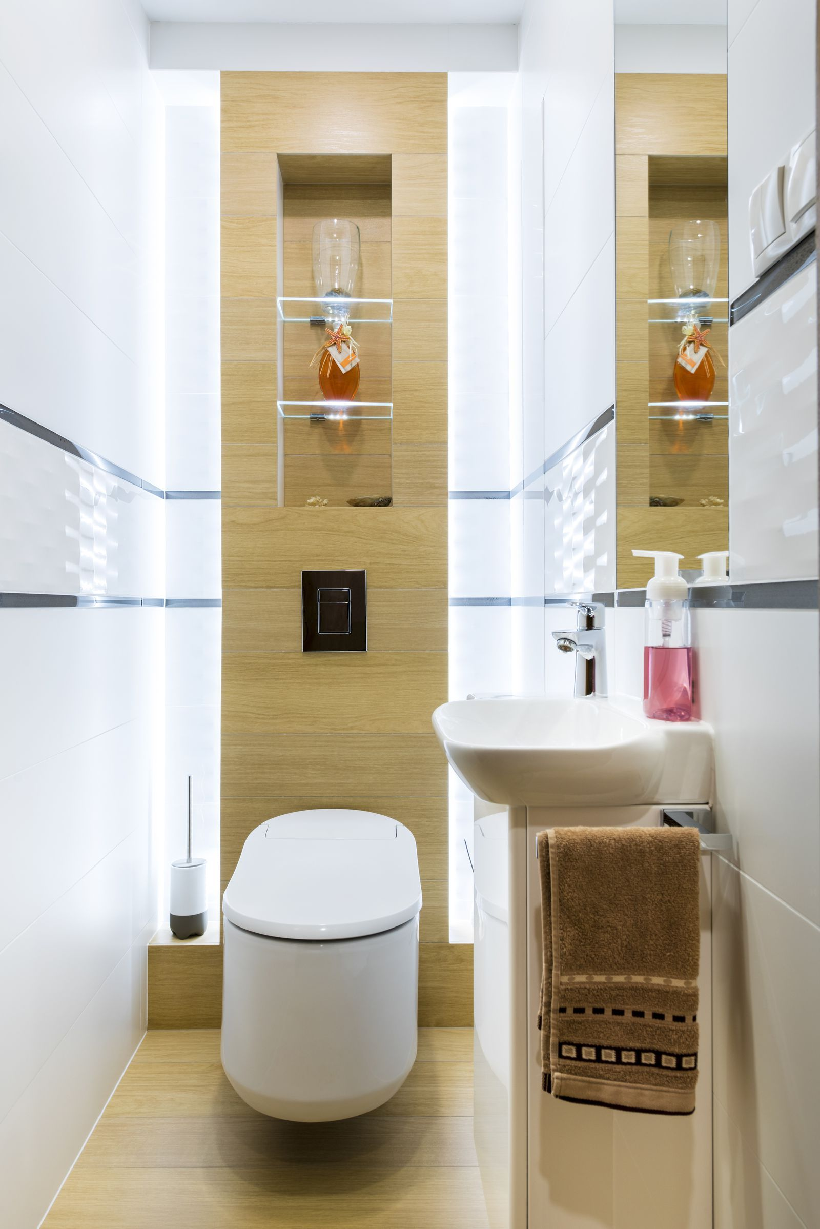 8 ideas to transform your downstairs toilet  downstairs