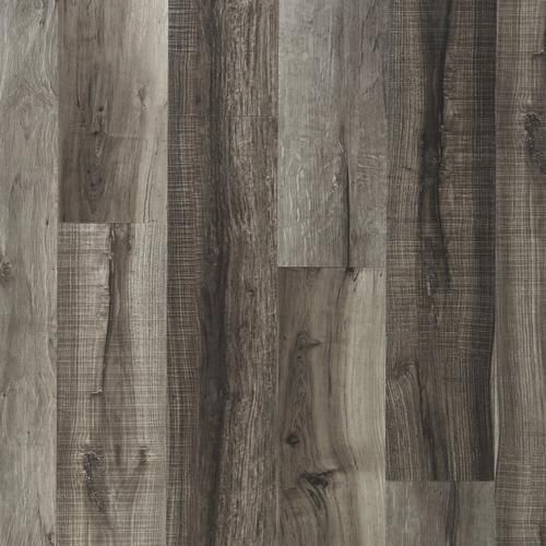 Mixed Gray Hand Scraped Plank With Cork Back Plank Cork And Cork