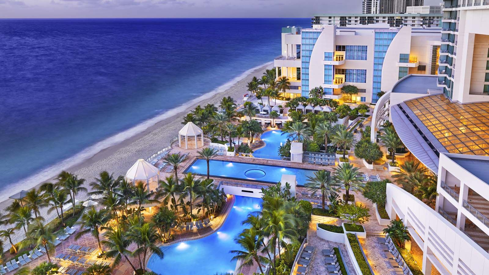 Resorts Short Trip But Very Nice Round Airfare Philadelphia To Fort Lauderdale Florida