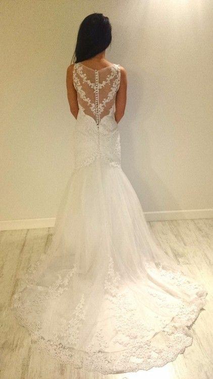 Suknie Suknia ślubna Sposabella 1416 Rybka Syrena Xss 1 600