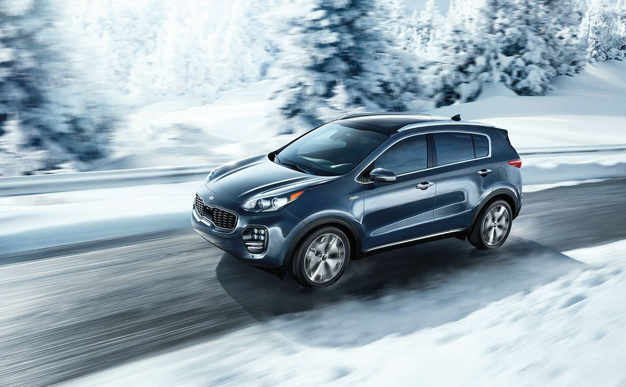 2018 Kia Sportage Completely a New Design of Compact SUV