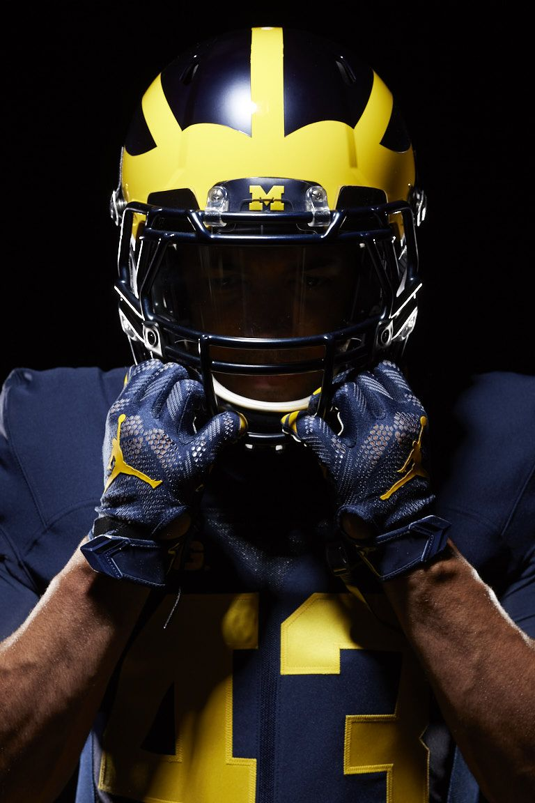 Jordan Brand Now The Official Sponsor Of The University Of Michigan Football Eu Kicks Sneaker Magazine Michigan Wolverines Football Wolverines Football Football