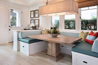 Diamond Avenue - eclectic - dining room - orange county - by Brandon Architects, Inc.