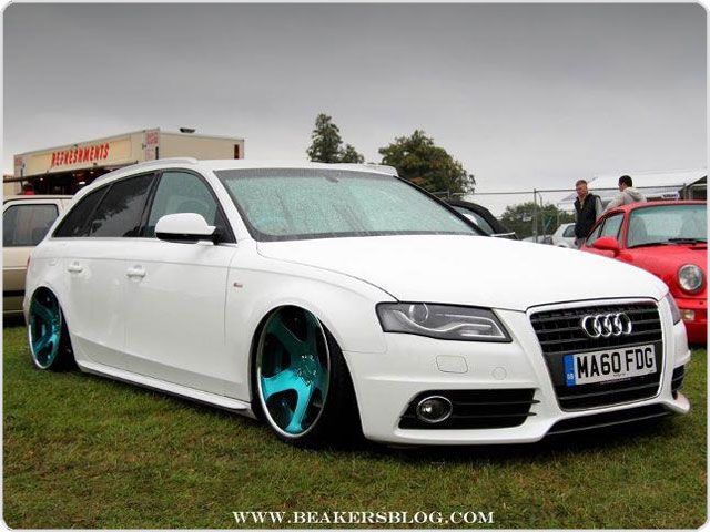 audi a4 avant on rotiform forged 3 piece concave coches. Black Bedroom Furniture Sets. Home Design Ideas