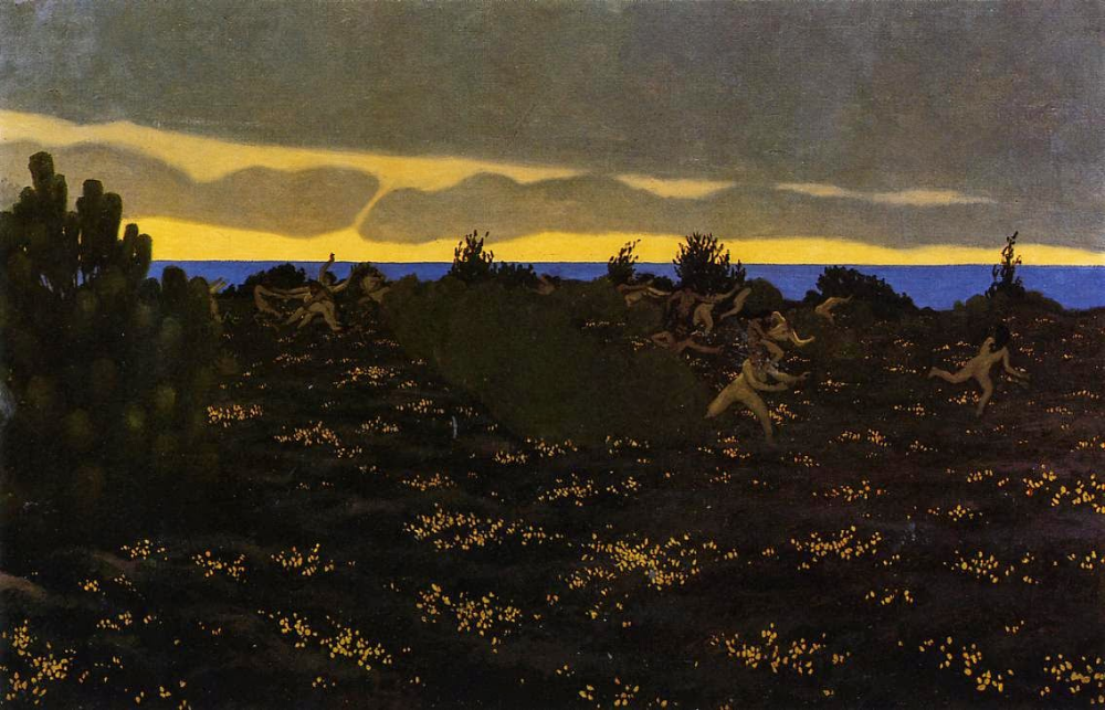 Felix Vallotton 1865 1925 Nabi Painter Landscape Landscape Paintings Painting