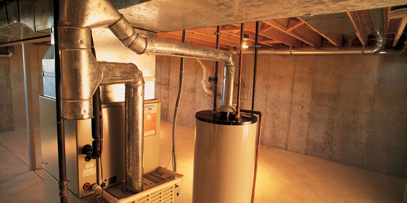 How To Double the Lifespan of Your Water Heater Basement