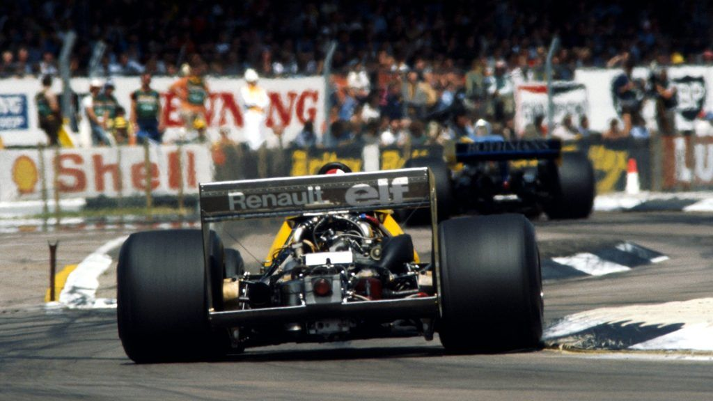 Deciding the grid A history of F1 qualifying formats