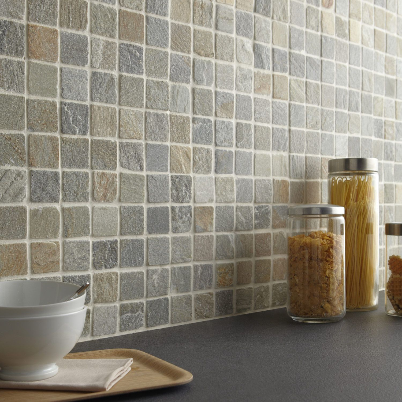 Mosaique Brazil Vert 4 8x4 8 Cm Leroy Merlin Cocinas Duchas