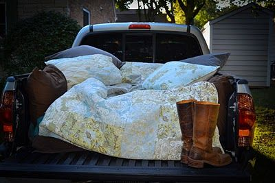 Stargazing from a truck bed i wanna do this how sweet - Girls and trucks tumblr ...