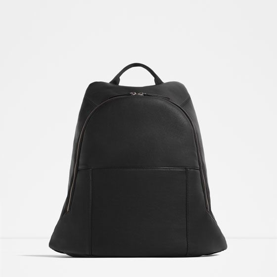 ZARA - MAN - BACKPACK WITH LAPTOP COMPARTMENT