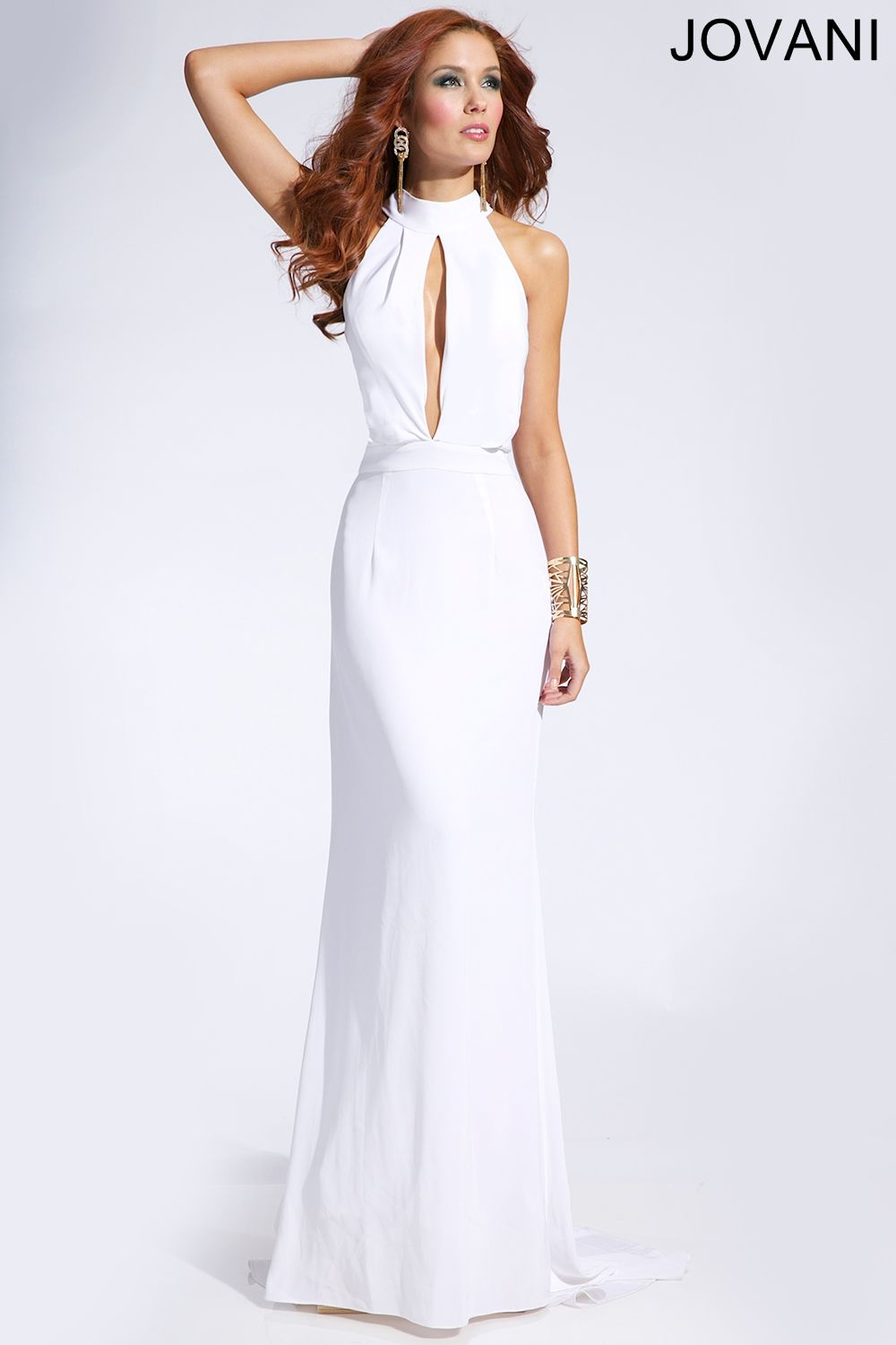 NYC White Prom Dresses