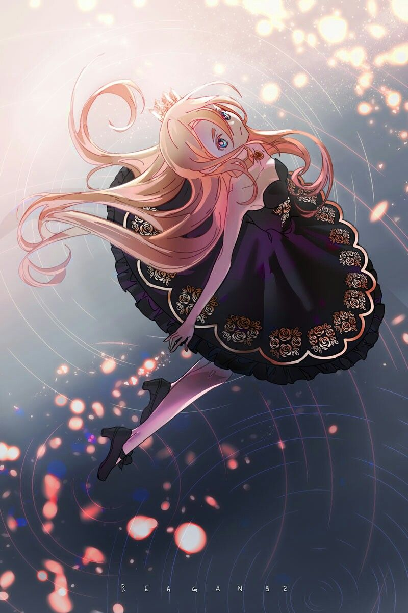 Pin on Satsuriku no tenshi Angels of death