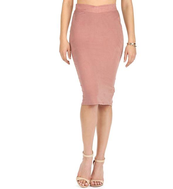 Mauve Miss Popular Pencil Skirt | B | Pinterest | Products ...
