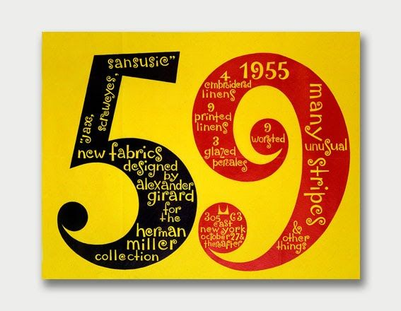 Alexander Girard: Works on Paper