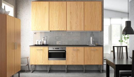 Das METOD Küchensystem bietet Tausende Möglichkeiten ...