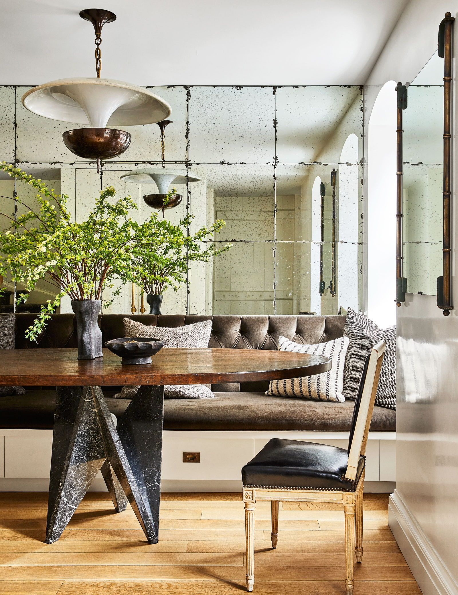 Nate Berkus And Jeremiah Brent Transform An Nyc Town House Into A Family Home Jeremiah Brent Architectural Digest New York Homes