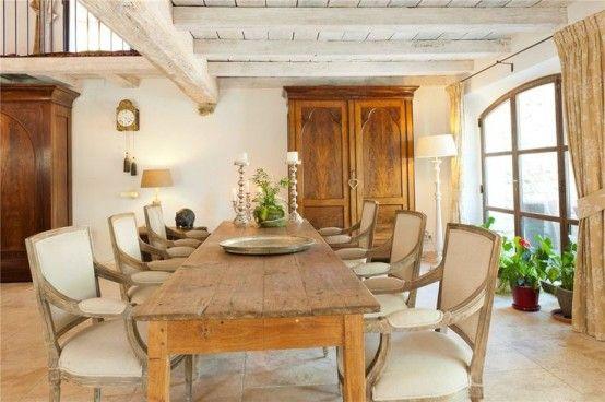 Ufficio Stile Provenzale : Sala da pranzo provenzale idee stile provenzale sala da