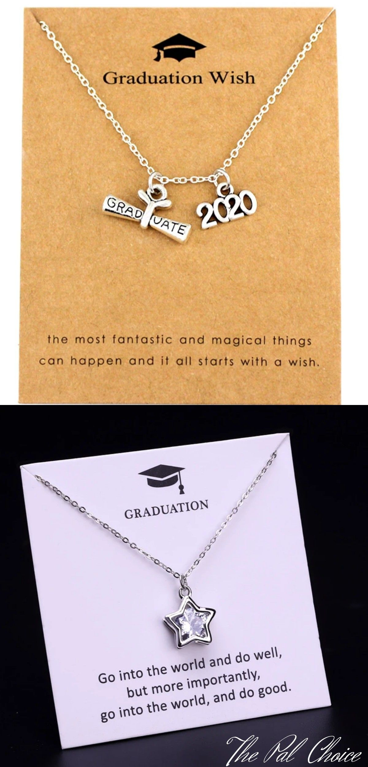 Graduate Necklace Degree Diploma Senior Choker Necklaces