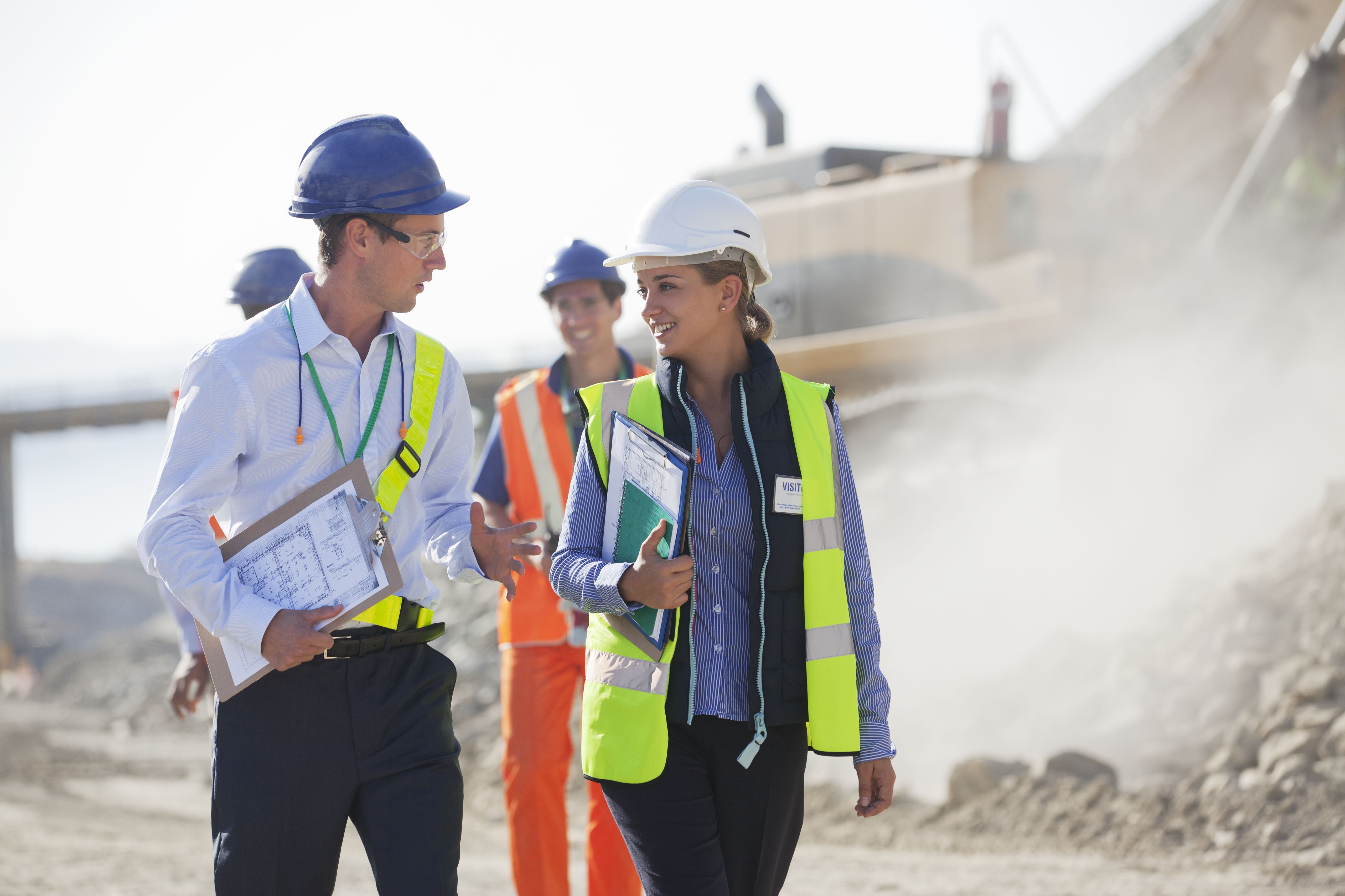 How Does Your Job Measure Up Construction Outfit Business Outfits Women Jobs For Women