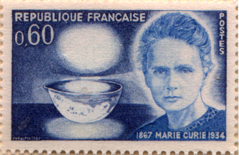 Marie Curie (18671934) Twotime Nobel laureate Marie