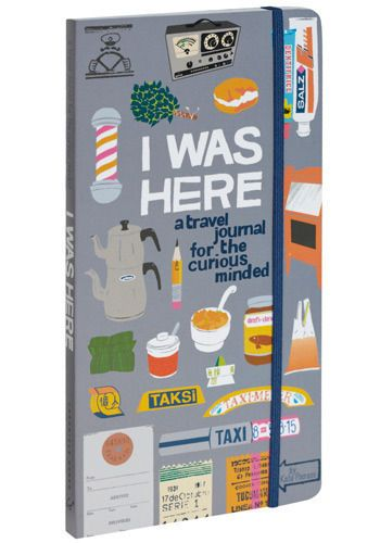 Food travel journal $16.99 - cool!