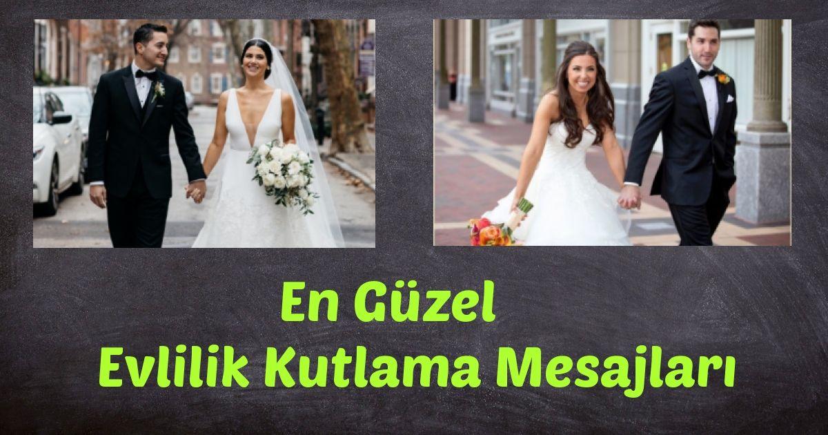 Evlilik Kutlama Mesajlari Evlilik Dugun Gelin